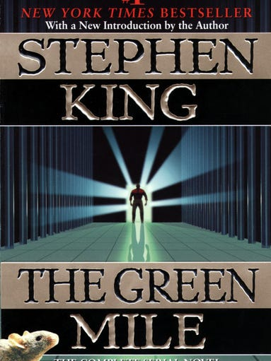 an analysis of the green mile by stephen king This detailed literature summary also contains related titles on the green mile by stephen king preview of the green mile summary: although king depicts the moral issues surrounding the death penalty in black and white, the green mile's depiction of god's role in human affairs is extraordinarily ambivalent.