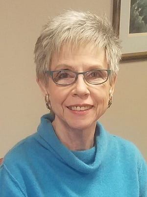 Bonnie Loeh, vice president, Friends of Manitowoc Public Library
