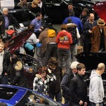 Hudson Valley Auto Show, presented by Poughkeepsie South Rotary Club in 2013, at the Mid-Hudson Civic Center in the City of Poughkeepsie. This year's show is at the same site on March 8.