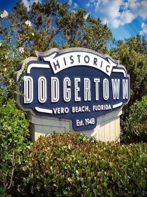 Dodgertown's Craig Callan will speak on Oct. 12.