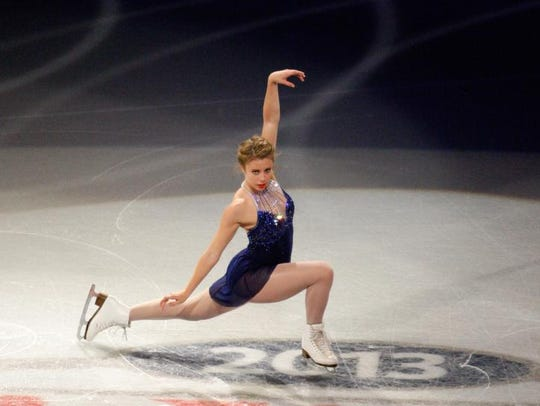 Three-time U.S. champion, 2014 Olympian and 2016 world silver medalist Ashley Wagner has trained in California since 2011 but still designates the Skating Club of Wilmington, her base from 2008-11, as her home club.