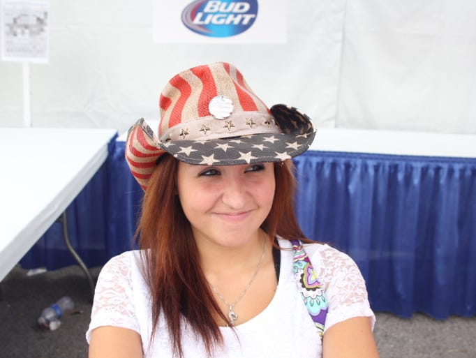 Faces at the Kentucky State Fair on Saturday.  Aug. 16, 2014