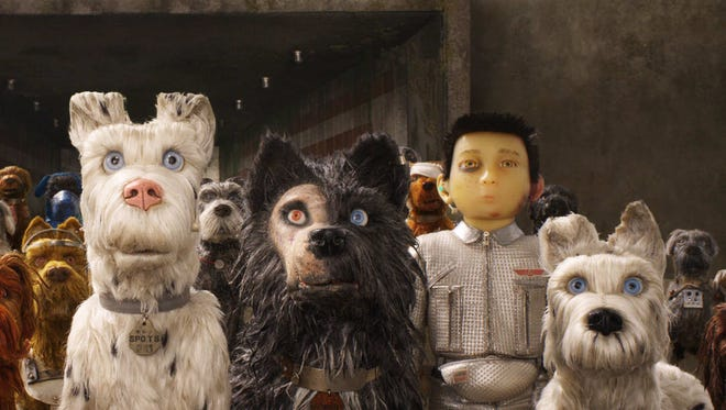"""Bow-wow-wow-yippie-yo-yippie-yay-bow-wow-yippie-yo-yippie-yay: """"Isle of Dogs"""" opens Friday in Memphis."""