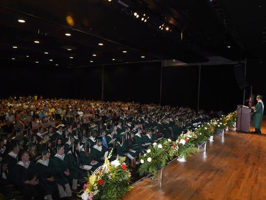 Spackenkill High School salutatorian, Gautam Mekkat