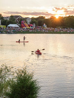 Westhaven in Franklin has a lifestyle director who plan events and activities that bring homeowners together.