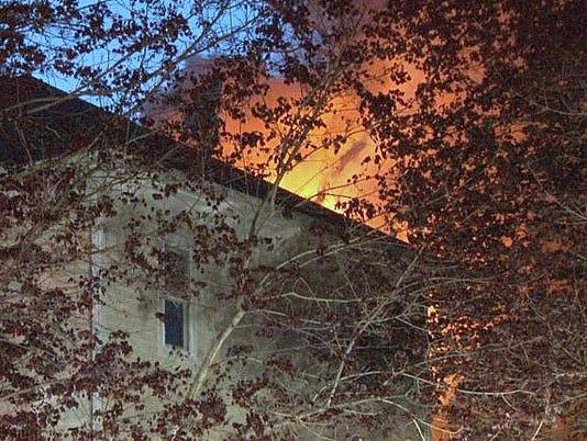 ELM 0515 CATON HOUSE FIRE