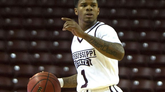 Mississippi State freshman point guard Lamar Peters is averaging 11.9 points and 3.3 assists per game.