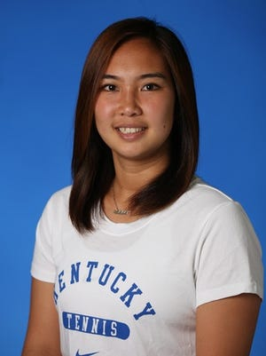 Aldila Sutjiadi will compete for UK in the NCAA singles and doubles draws.