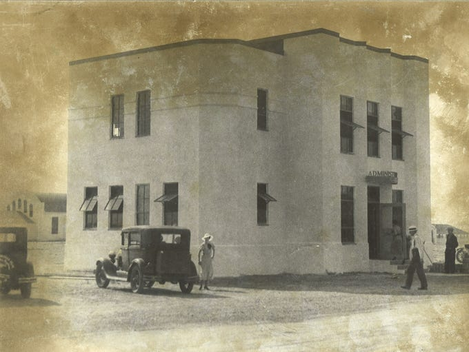 Montana State Fair administrative building, undated