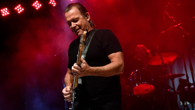 Tommy Castro and the Painkillers were among the performers during this year's Key City Rhythm & Blues Festival, which raised $50,000 for 24 local United Way organizations.