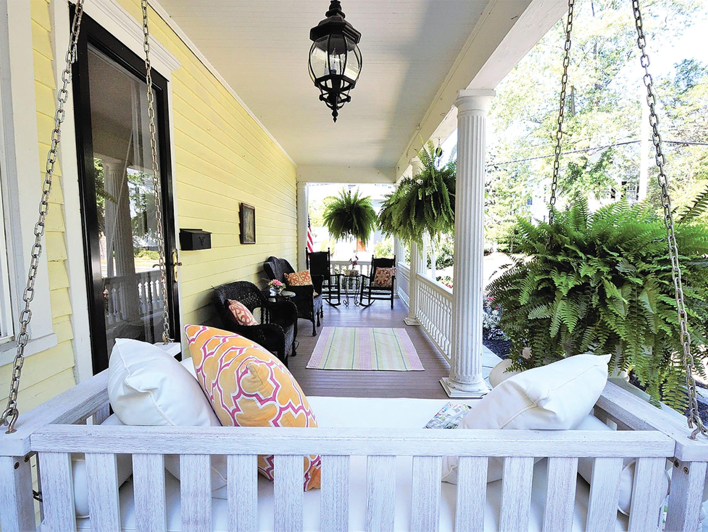 34 State: Historic Luxury Suites in Skaneateles.