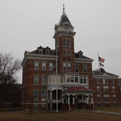 The Iowa Mental Health Institute at Clarinda, which