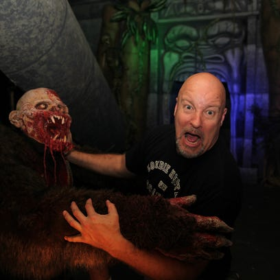 Do you have what it takes to work at Erebus Haunted