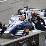 Grand Prix notes: Montoya's bad day includes collision, 20th place