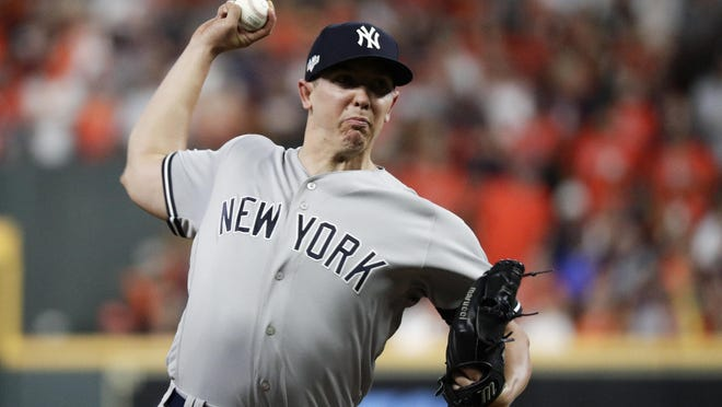 Chad Green was the last Yankees pitcher to start a game in the 2019 World Series. But, Green's value will come from the bullpen where he can handle multiple roles.