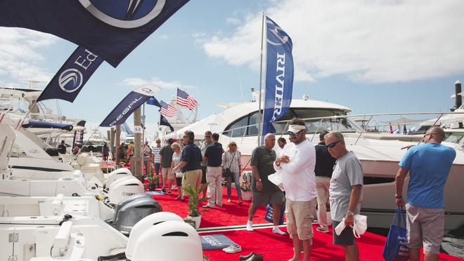 The Newport International Boat Show, scheduled for Sept. 17-20, has been canceled.