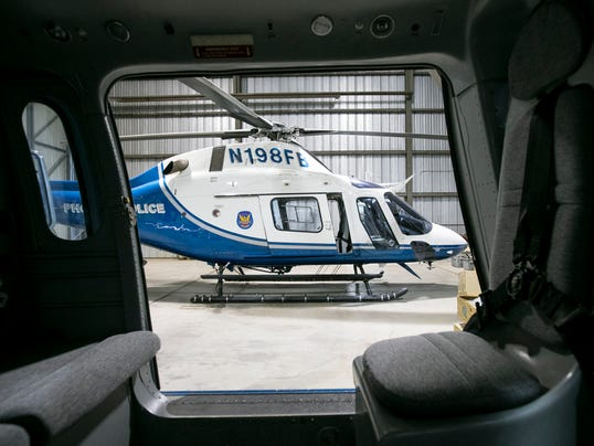 PNI police air unit reduced 3