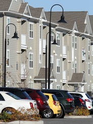An affordable housing complex in Barnegat.