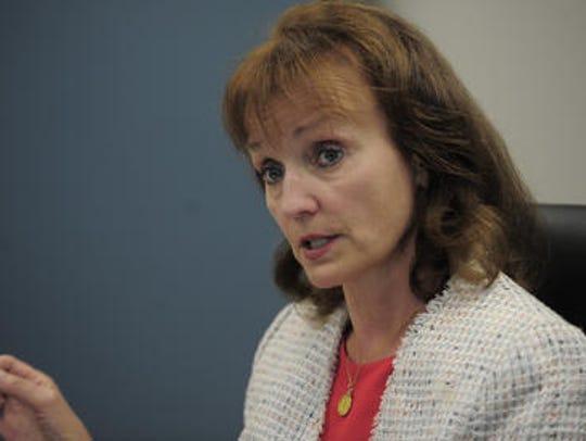 House Speaker Beth Harwell, R-Nashville