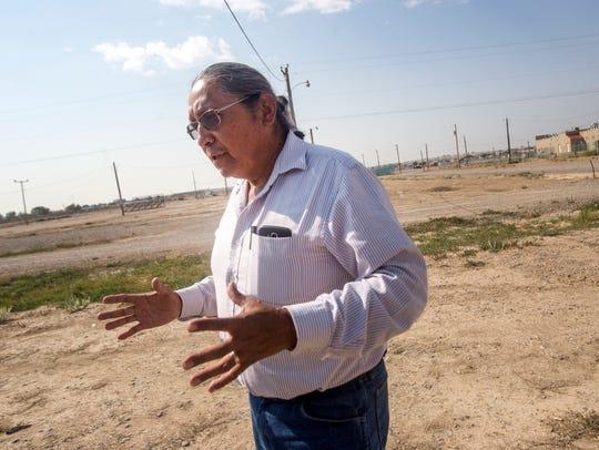 Roy Lee Hosteen, Northern Navajo Fair director talks