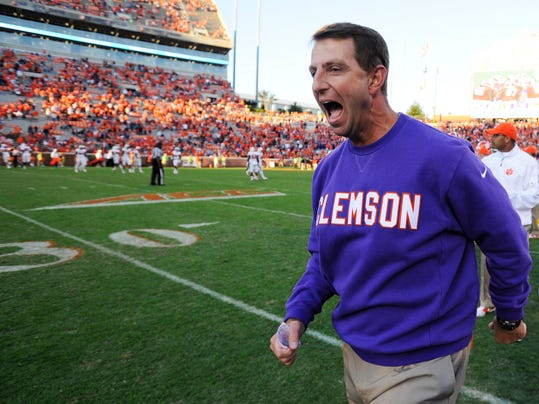 5 things about Clemson (Louisville football's next foe)