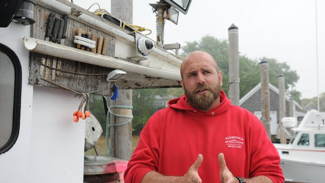 Chatham fisherman Nick Muto of the Dawn T talks about installing cameras on his boat to document his catch in 2016. The New England Fishery Management Council at its meeting last month approved the use of video cameras to monitor catches in lieu of human at-sea monitors.