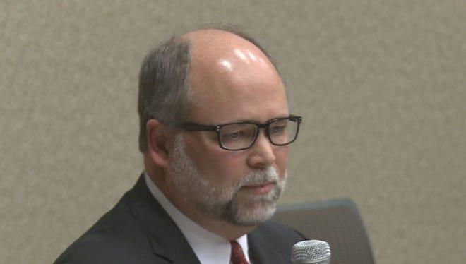 State Senator Arlan Meekhof