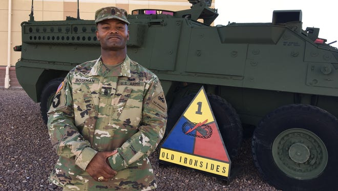 Command Sgt. Maj. Gregory L. Boseman is the new senior enlisted leader for the 501st Brigade Support Battalion. Boseman will help lead the Providers on a rotation to the National Training Center at Fort Irwin, Calif., in 2018, along with the rest of 1st Brigade.