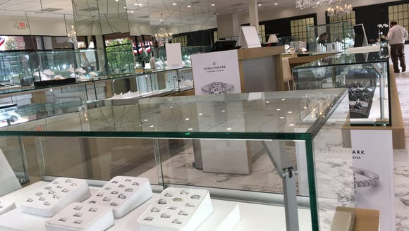 Local jeweler Marquirette's recently opened a new store