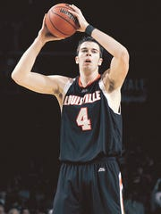 Former Louisville center David Padgett will now lead