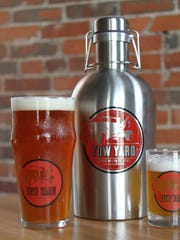 Tow Yard Brewing Co. offers select brews for $2 on Tuesdays.