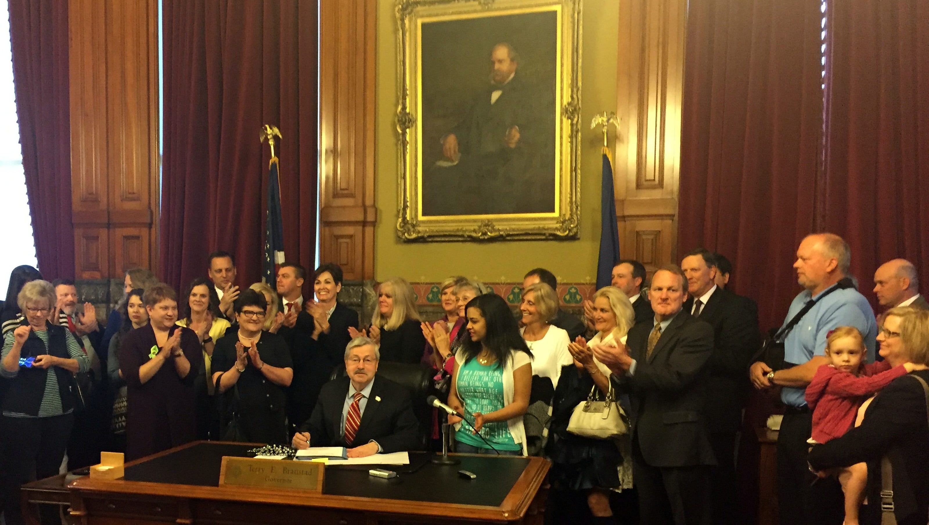 Iowa Supreme Court halts key provisions of abortion law