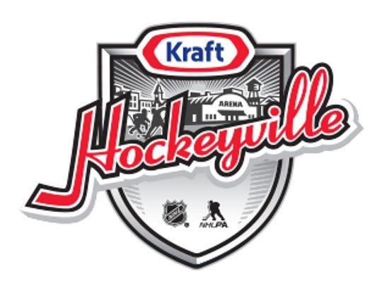 Kraft Hockeyville logo.