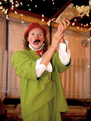 An Italian Family Circus which takes place Dec. 22-Jan. 3 at Chandler Center for the Arts in Chandler.
