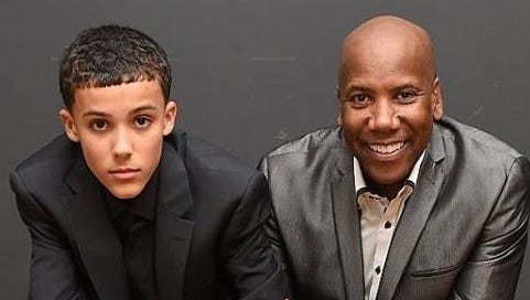 Musician Nathan East (right) and his son, Noah, will perform Dec. 9 at CAMFest.