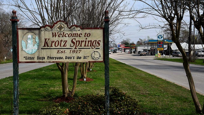 Welcome to Krotz Springs