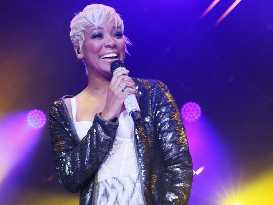 Monica will perform March 31 at Bankers Life Fieldhouse.