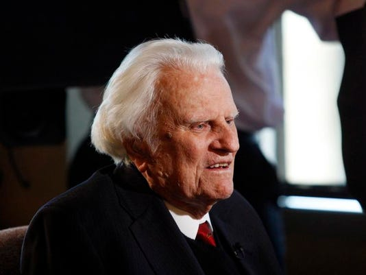 People Billy Graham