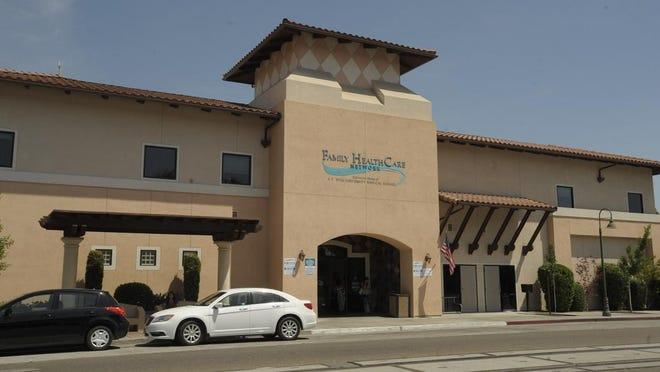 Family HealthCare Network building at 400 E. Oak Ave., Visalia