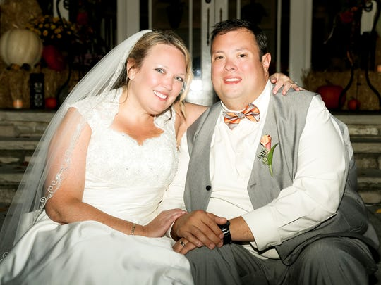 Christy Whisman and Christopher Perez held their reception