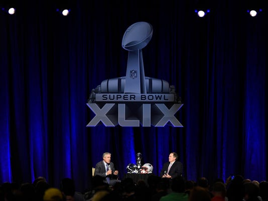 NFL: Super Bowl XLIX-Head Coach Press Conference