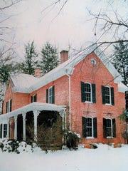 The Historic Johnson Farm is on Haywood Road in Hendersonville.