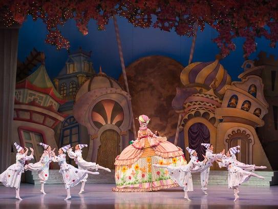 Madame Bonbonniere and her Bon Bons in Nashville Ballet's