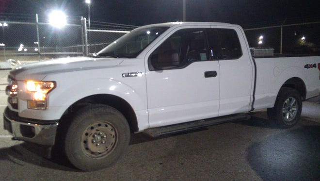 Border Patrol agents stationed in Yuma arrested a DACA recipient on human-smuggling charges, after they said they witnessed four suspected undocumented immigrants getting into his Ford F-150 and drive away.