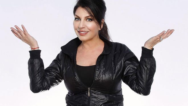 Comedian Tammy Pescatelli will perform July 31 and Aug. 1 at The Funny Stop in Cuyahoga Falls.