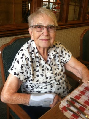 Evelyn Jautz lived a full life in retirement at the Village of Manor Park in Milwaukee.