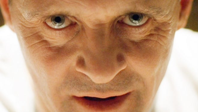 "Anthony Hopkins in ""The Silence of the Lambs."" The Oscar-winning film leaves Netflix in December."
