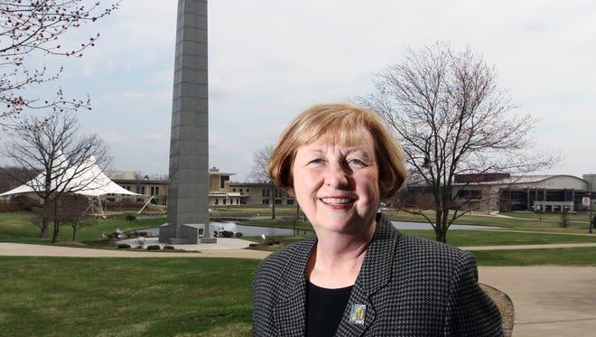 Bonnie Coe, president of Central Ohio Technical College