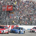 Thrilling Dover race shows NASCAR needs a changing of the guard