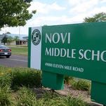 Novi Middle School students charged with making terrorist threat released to parents